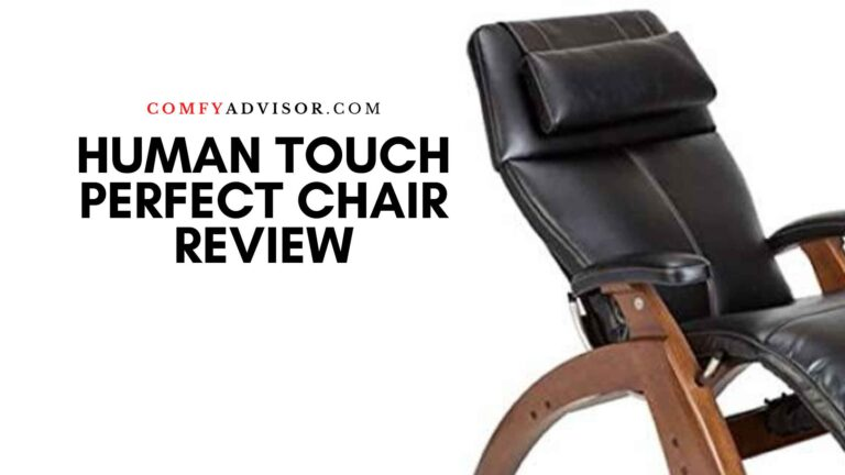 Human Touch Perfect Chair Review