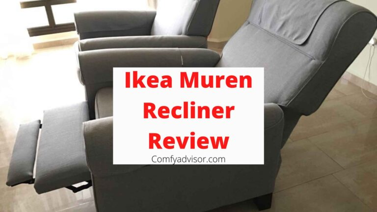 Ikea Muren Recliner Review